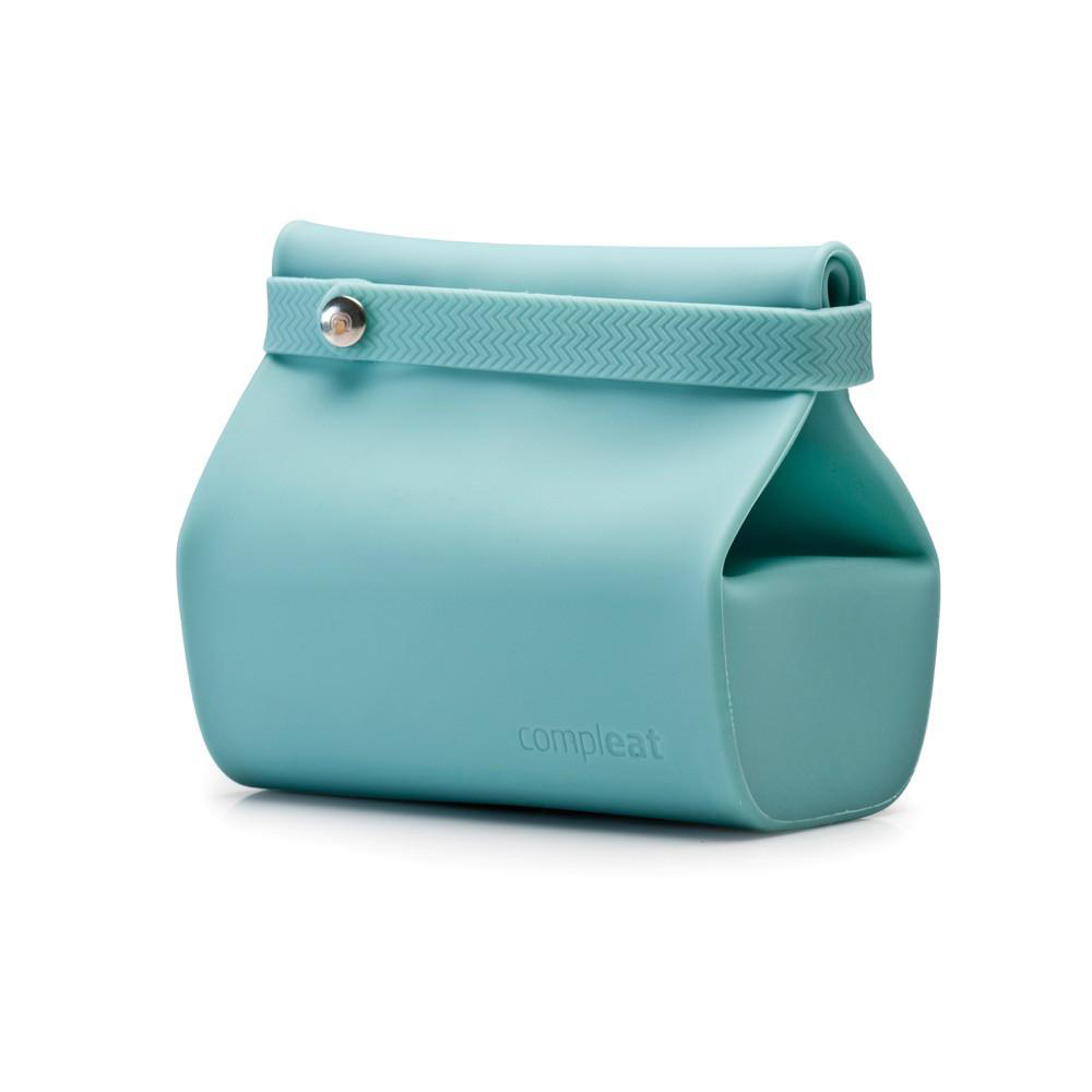 Unikia|Compleat Foodbag 挪威環保食物袋-湖水藍