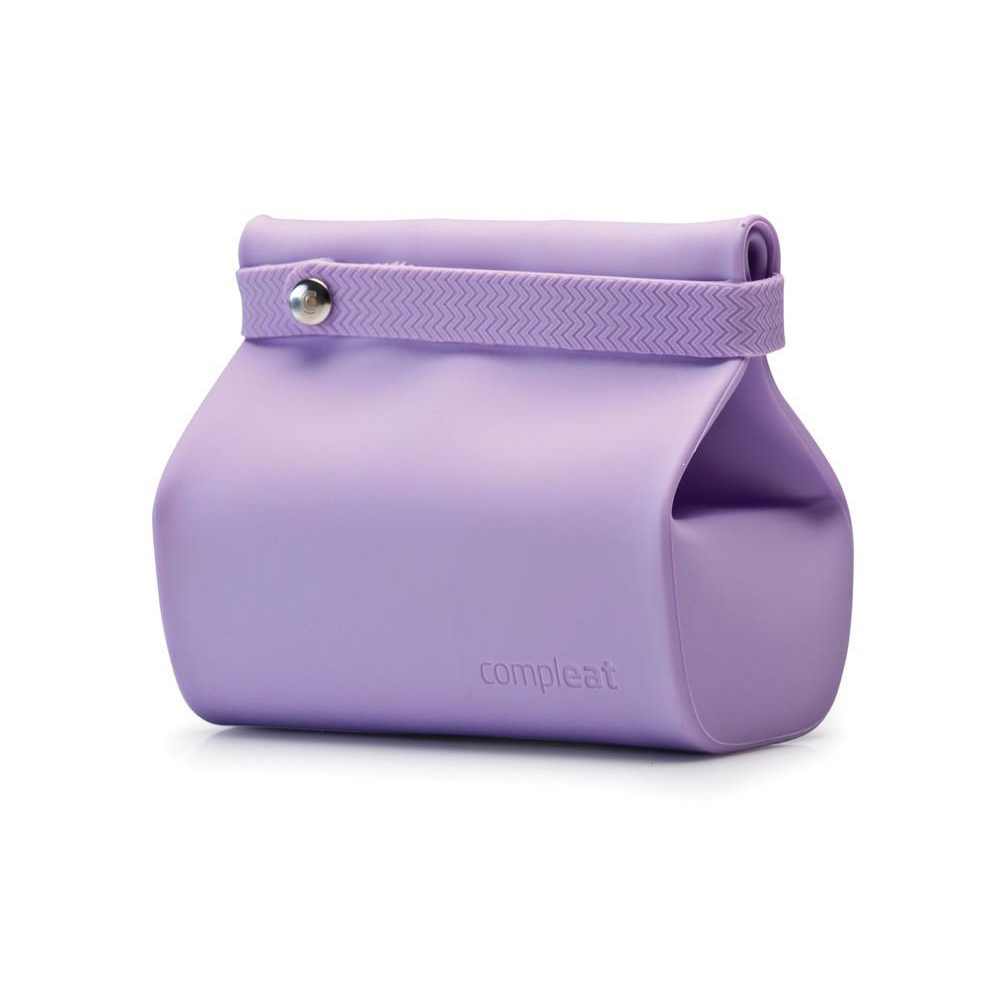 Unikia|Compleat Foodbag 挪威環保食物袋-薰衣草紫