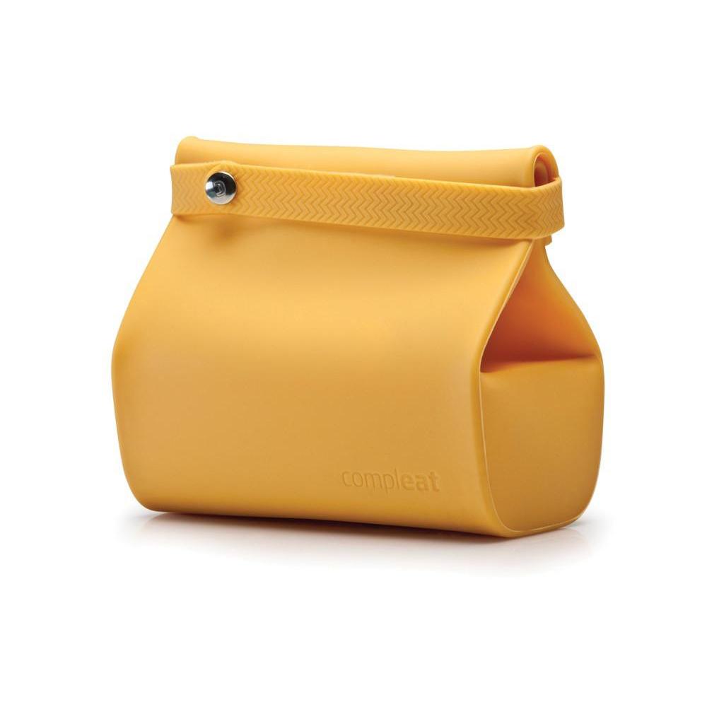 Unikia|Compleat Foodbag 挪威環保食物袋-芥末黃