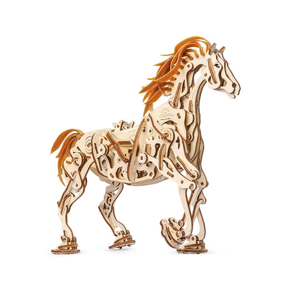 Ugears|自我推進模型 機械赤兔馬
