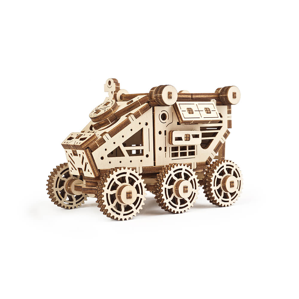 Ugears|自我推進模型 Mars buggy 火星小車車