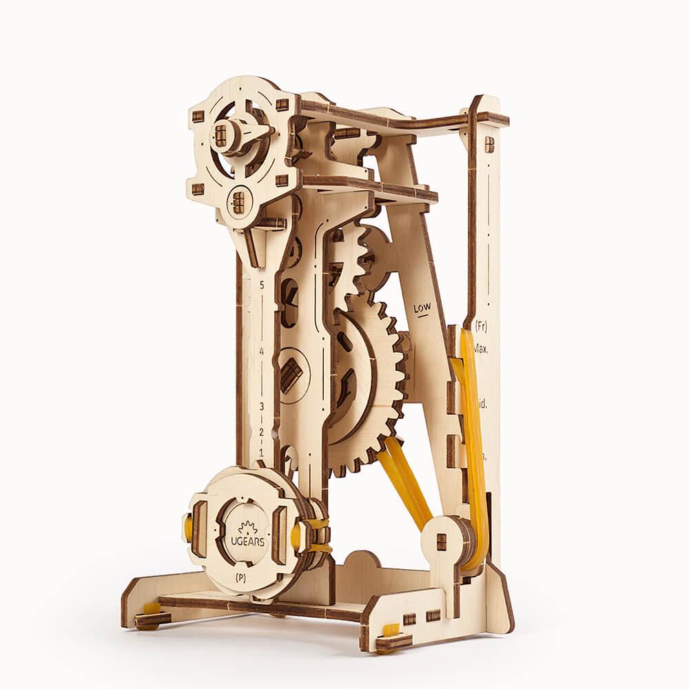 Ugears|自我推進模型 Pendulum 鐘擺節拍器