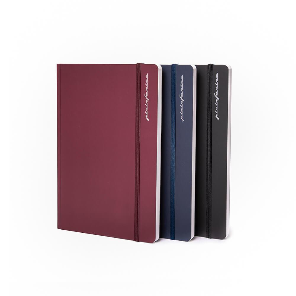 NAPKIN|Pininfarina Segno 石頭紙筆記本 - 藍