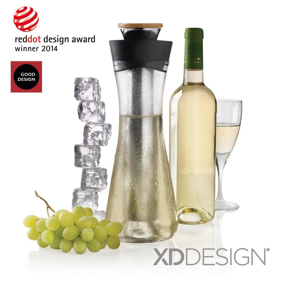 XD-Design Gliss 品酒保冷瓶