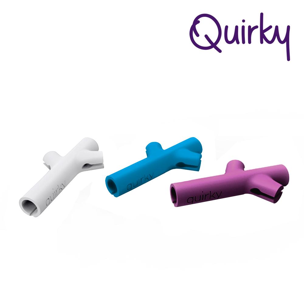 巧趣Quirky 耳機整線器組 TWIG