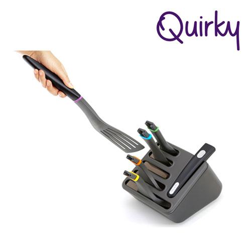 巧趣Quirky 五件鍋鏟組Click N Cook