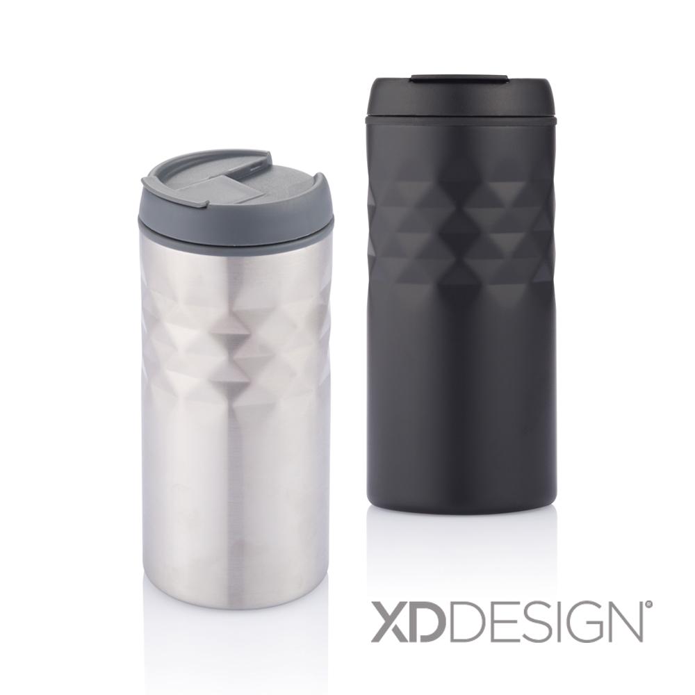 XD-Design |Mosa 時尚格紋隨行杯 300ml