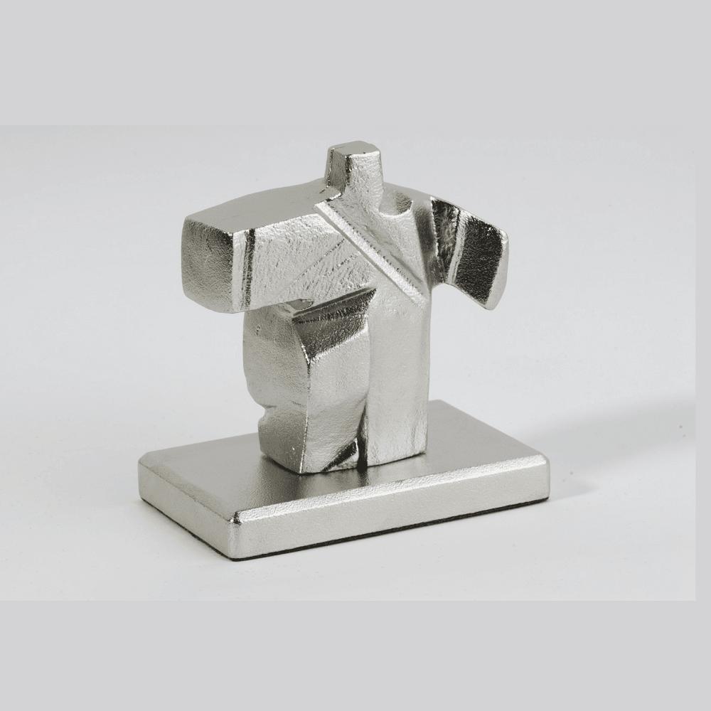 JUMING MUSEUM 太極文鎮-十字手 Taichi Paperweight-Preparation for Underarm Strike