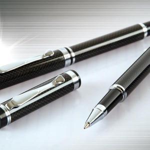 GEWAY|碳纖維鋼珠筆 Carbon Fiber Ball Point Pen