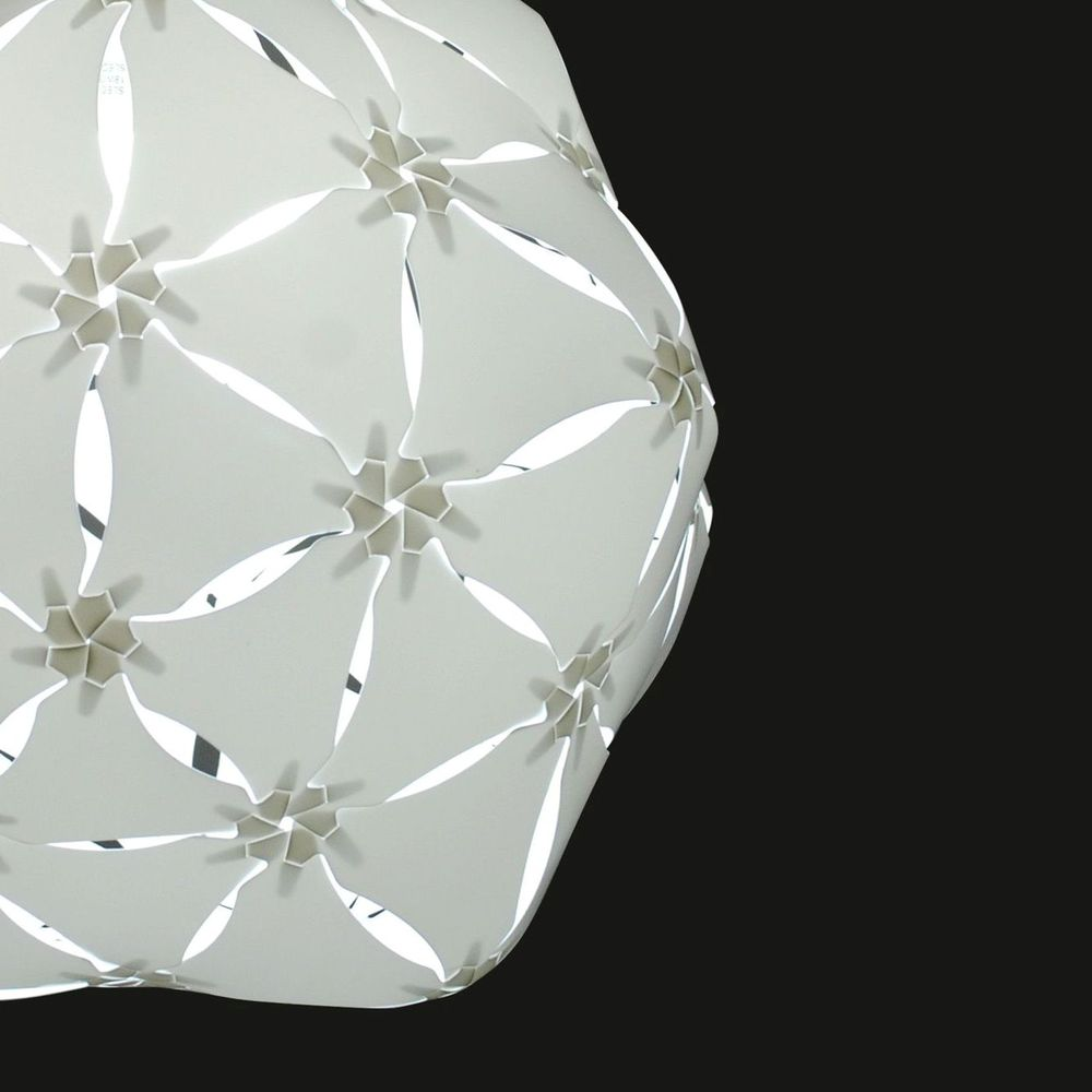 GEWAY|擁瓣大吊燈 Petal Light(80片)