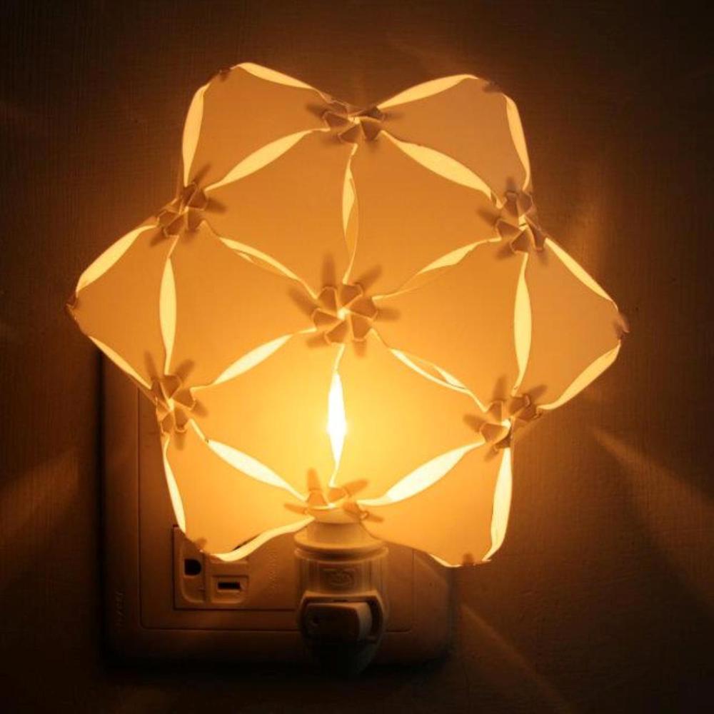 GEWAY|擁瓣36pcs壁插式夜燈 Night Light