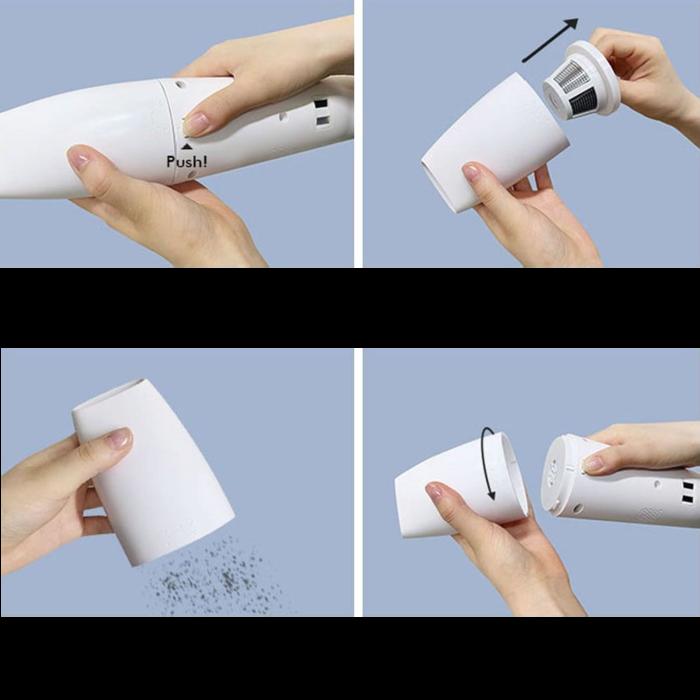 Bluefeel|手持兩用無線吸塵器(豪華全配組)