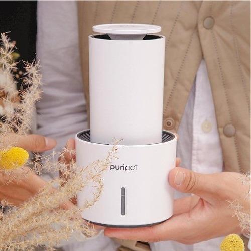 【集購】puripot 光觸媒空氣清淨機(精油擴香/除菌臭/除細塵) - P1 Plus版