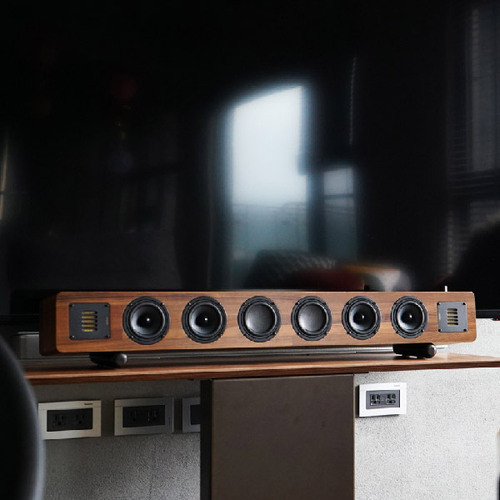 MINFORT|Soundbar α  實木藍牙劇院級音響