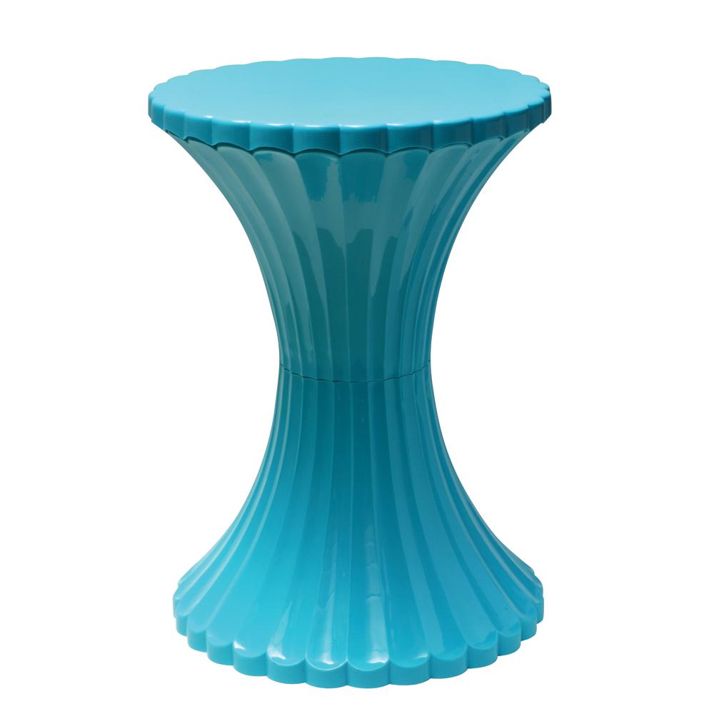 島民|談談冰果室椅凳 4入(藍)