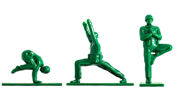 Yoga Joes│瑜伽大兵