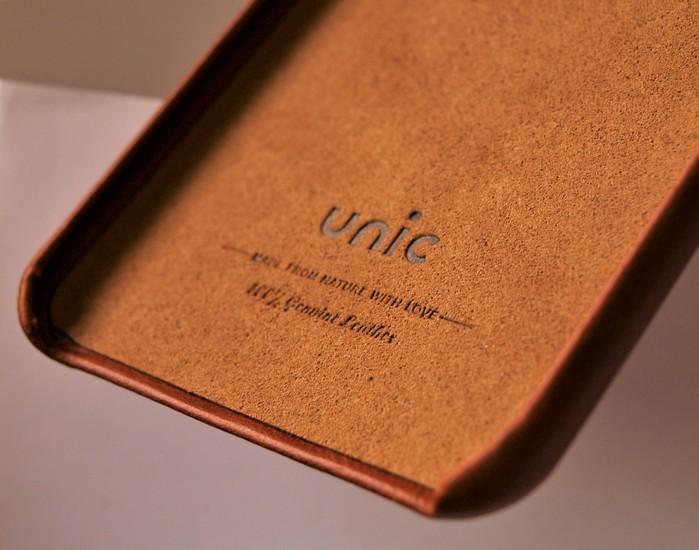 Unic|真皮雙卡槽手機殼iPhone11/iPhone11 Pro/ProMax