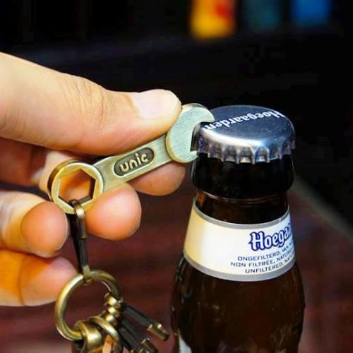 Unic|板手造型開瓶器鑰匙圈