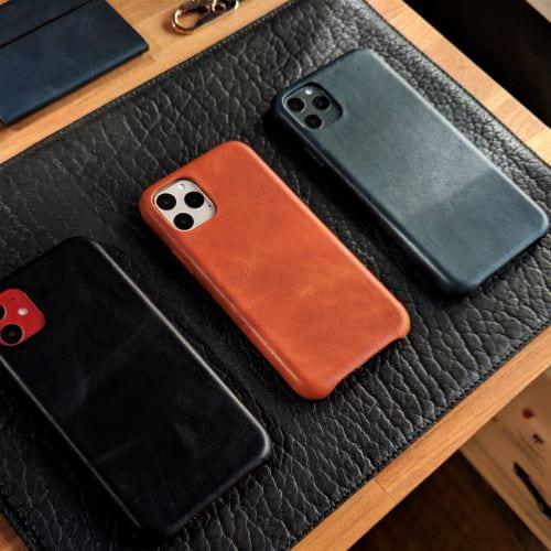 Unic 真皮手機殼iPhone 11 /iPhone11 Pro /Pro Max