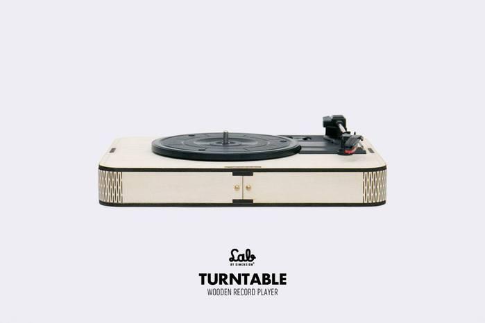 Turntable 黑膠唱機