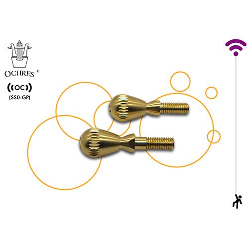 美國OCHRES MUSIC品牌 │ 薩克斯風專用聲納螺絲 ((oc))款 24k鍍金版