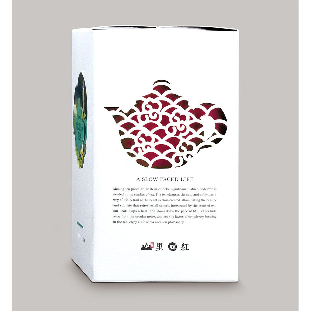 山里日紅|新景紅茶-4g散茶10入裝/盒