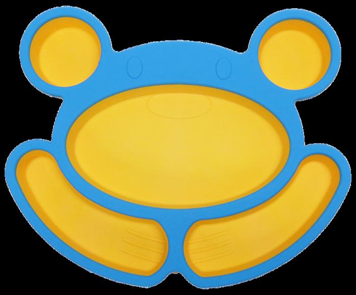 樂食熊餐盤