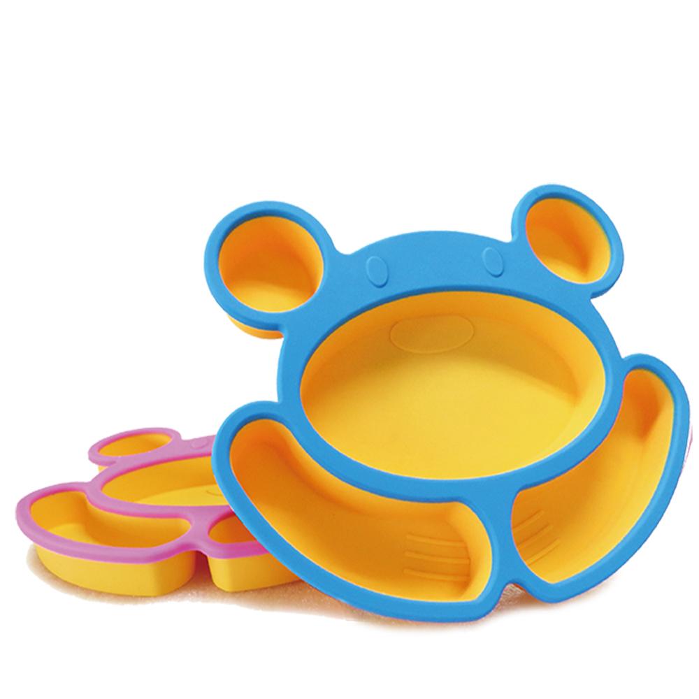 聖霖創意|樂食熊餐盤