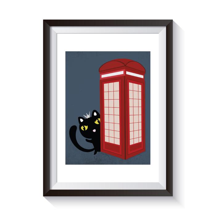 時刻創意 Finding me in London 系列-05