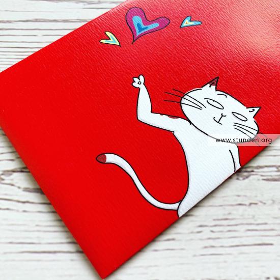 (複製)時刻創意|插畫系列 - 紅包袋.禮袋 - 飄向遠方
