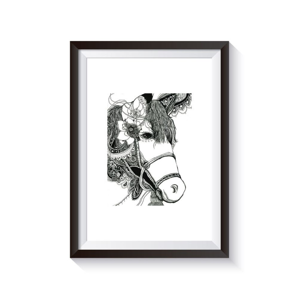 時刻創意|生肖系列-馬