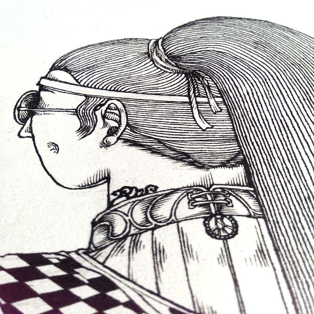 時刻創意|塵世戲曲-系列03 大儒俠