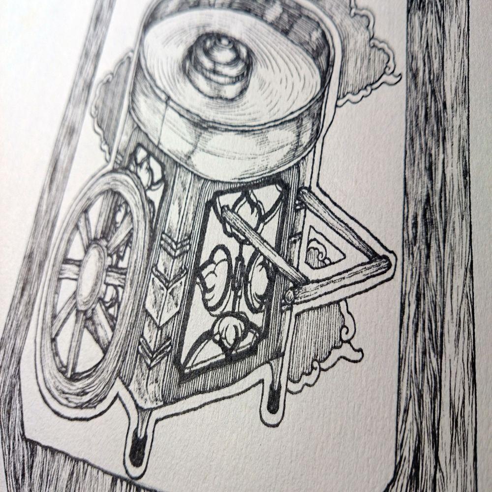 時刻創意|向MoNTUE致敬-系列02 棉花糖機