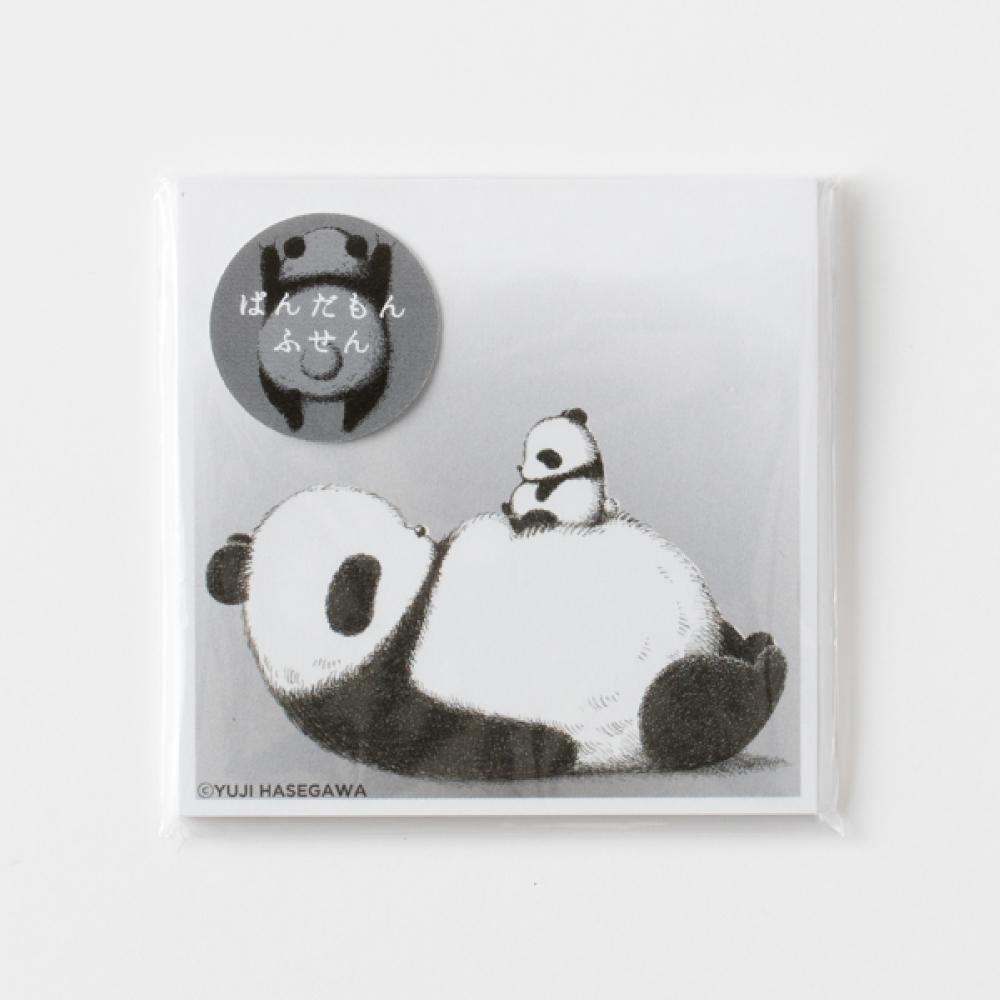 時刻創意|PANDMON熊貓 - 便利貼 口愛
