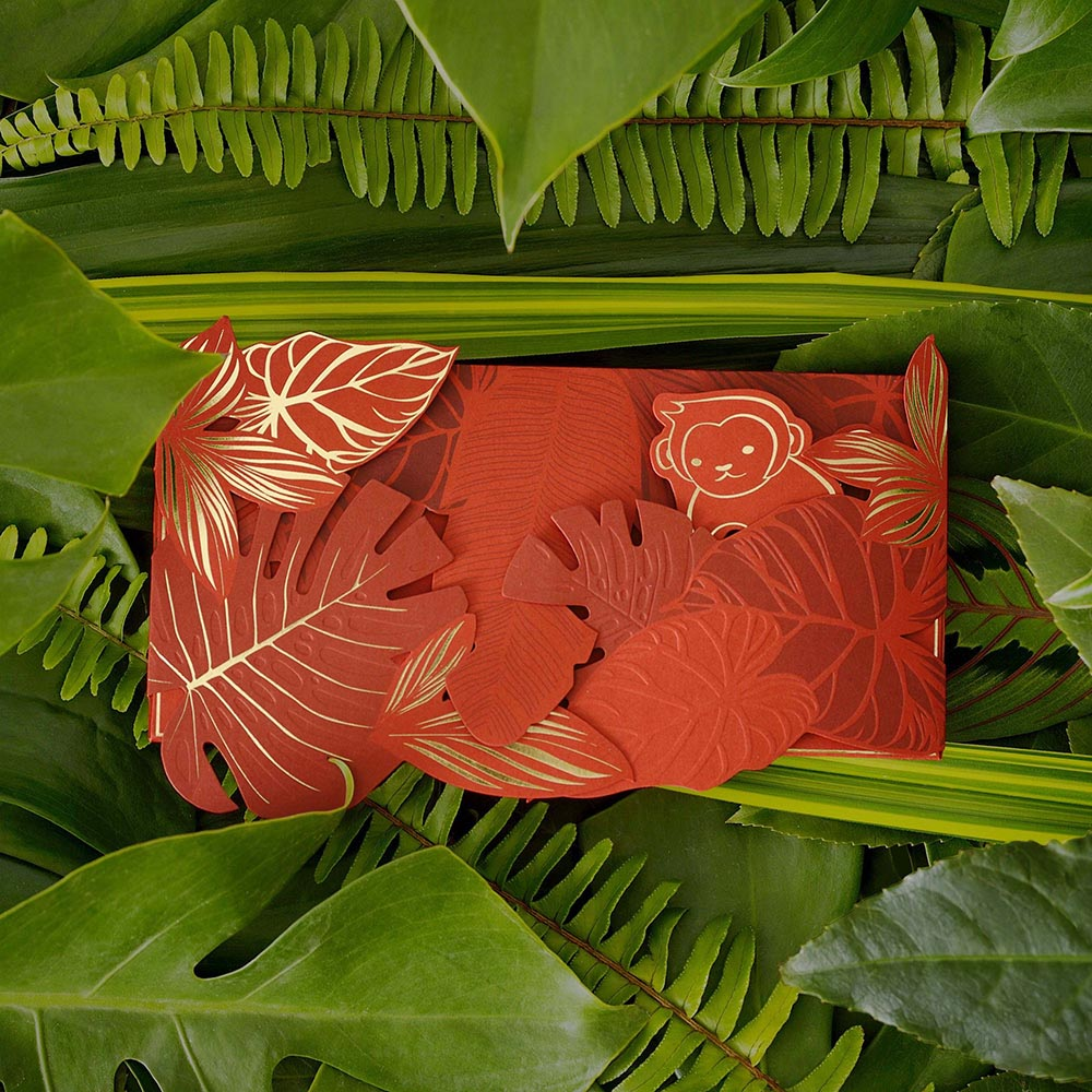 FUN ll|叢林抓猴紅包禮袋