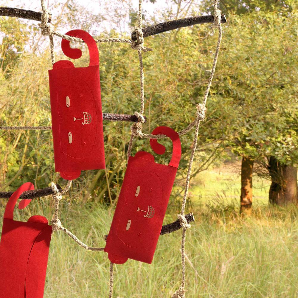 FUN ll|猴子勾紅包禮袋