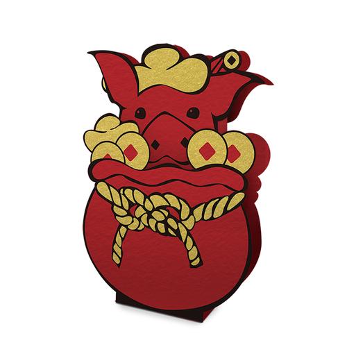 FUN ll|豬寶盆紅包禮袋