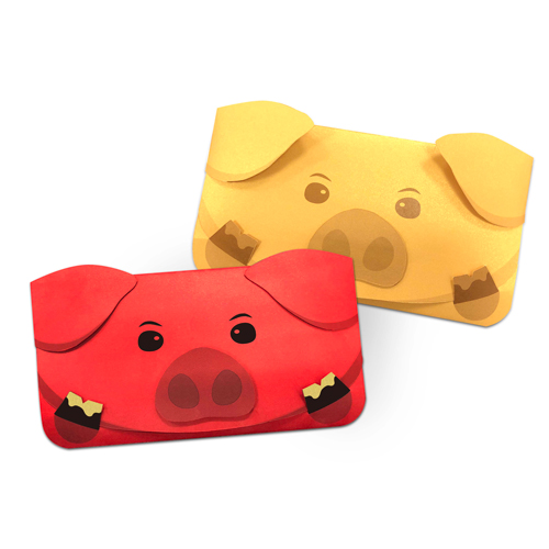 FUN ll|豬咬金紅包禮袋
