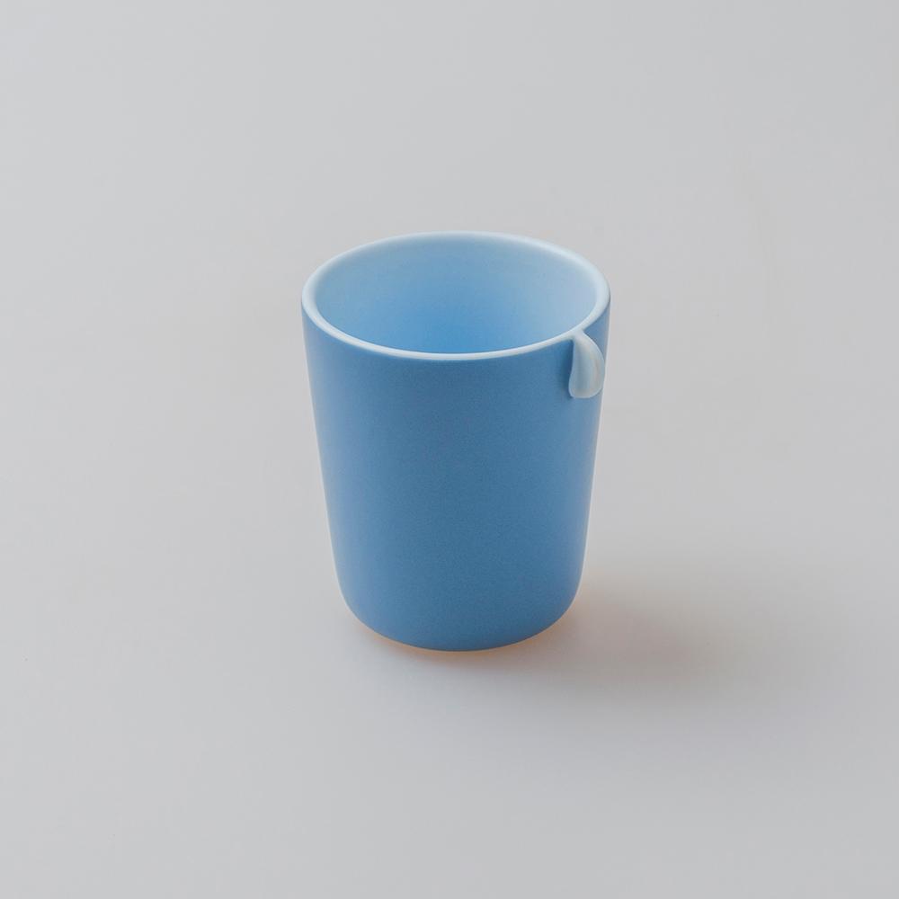 chiandchi|FLAG cup 水杯(藍色)
