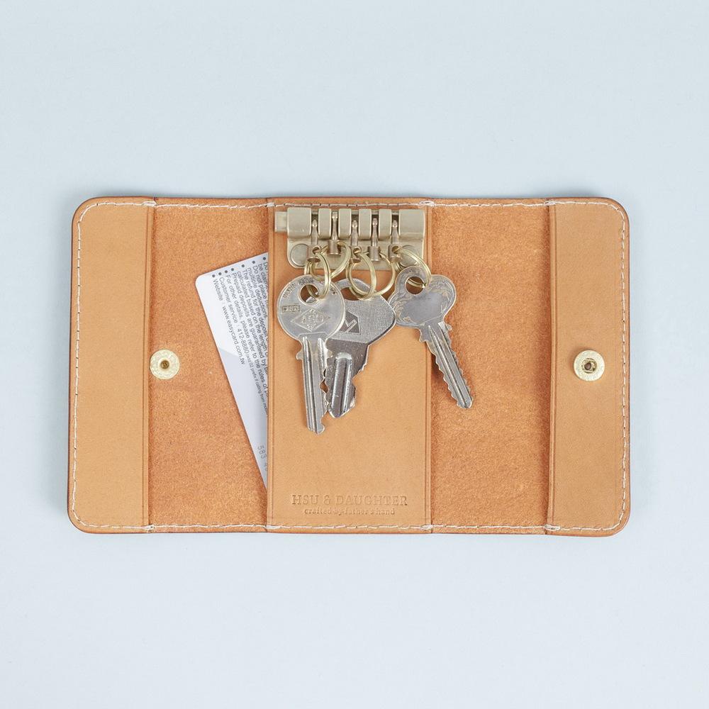Hsu & Daughter 鑰匙包