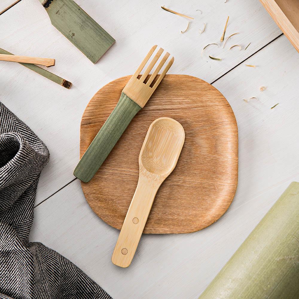 DOT design|保青竹叉匙