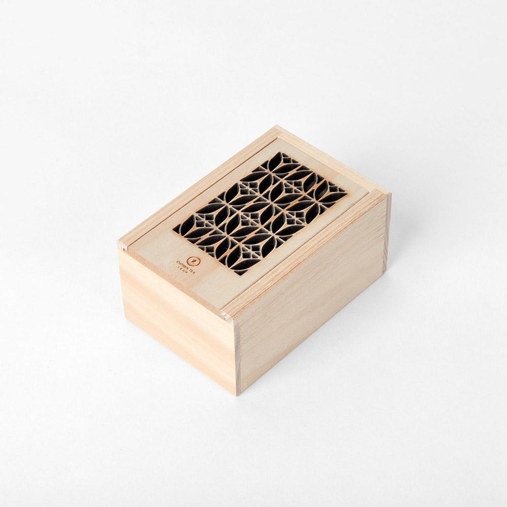 點茶1869|單入經典窗花-碧螺春綠茶 20g
