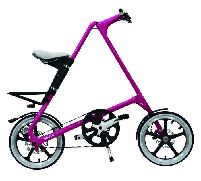(複製)STRiDA|LT 折疊腳踏車(紅色)