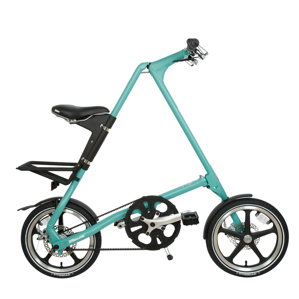 STRiDA|LT 折疊腳踏車(湖水綠)