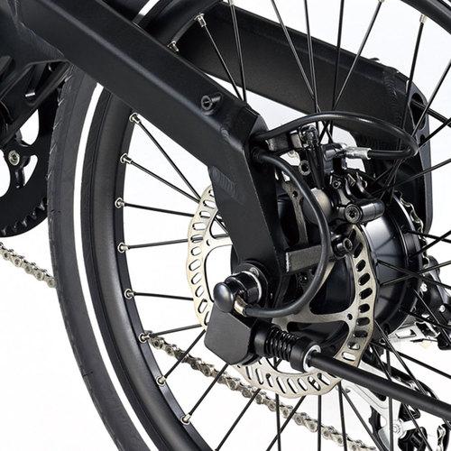BESV PS1智慧動能自行車(白)
