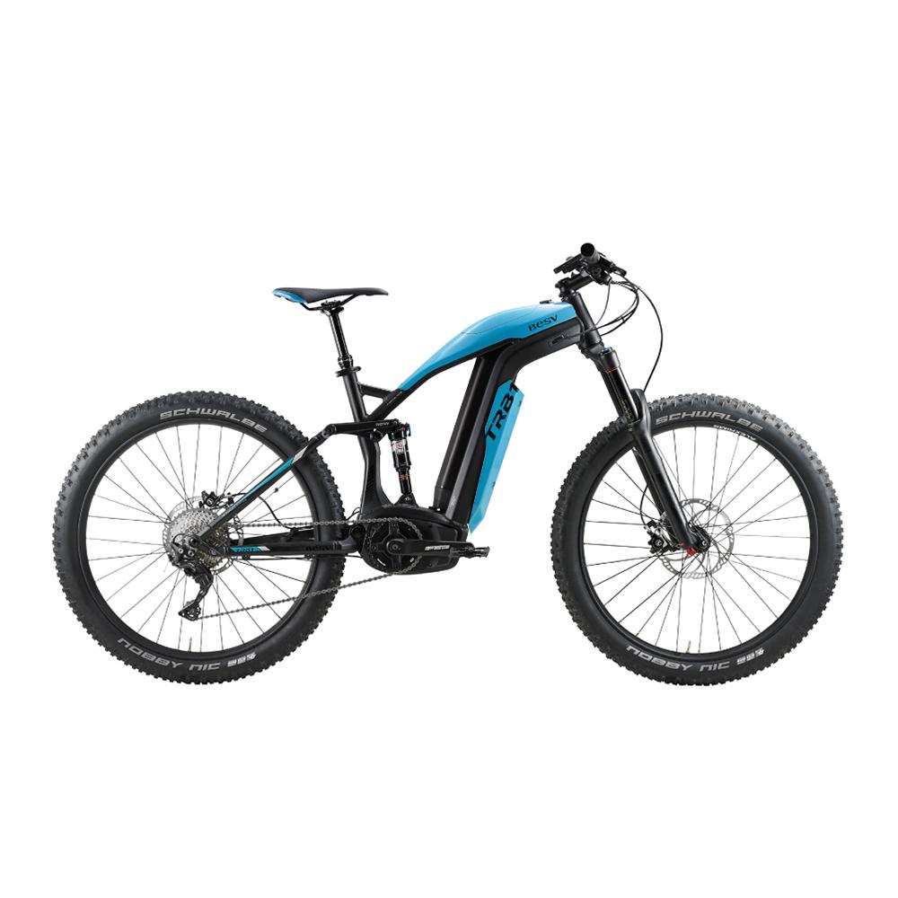 BESV|TRB1 智慧動能全地型登山車(藍)