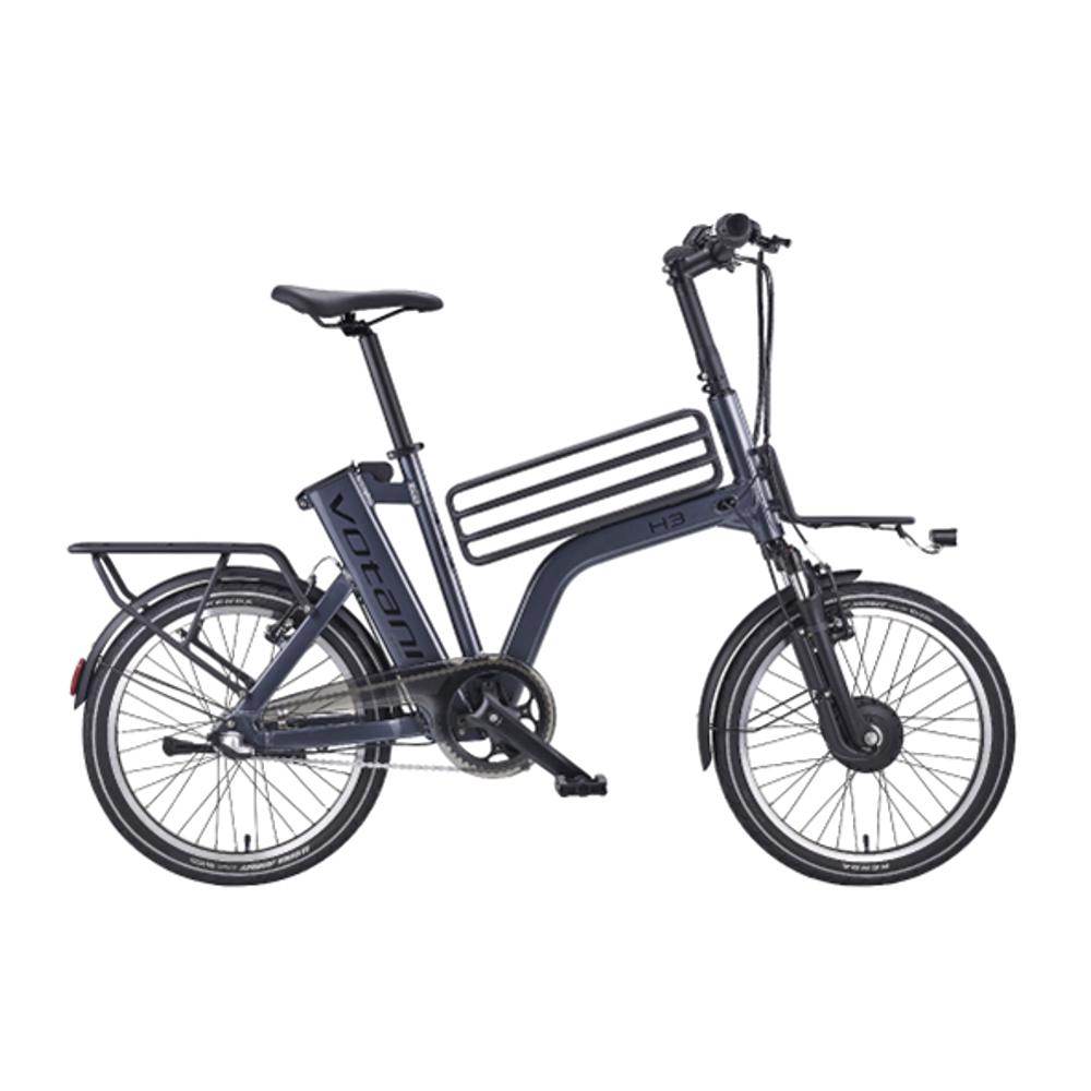 BESV|【VOTANI by BESV】H3 電動輔助自行車(紳士灰)