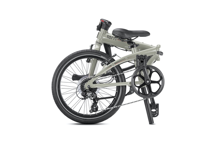 (複製)Tern Link A7 折疊自行車(消光紅)