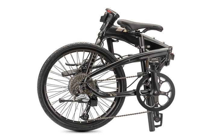 (複製)Tern|Link C8 折疊自行車(亮光灰)