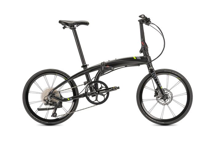 (複製)Tern Verge D9 折疊自行車(緞光黑)